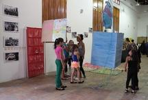 Cúcuta, feria regional / Feria regional en la Biblioteca pública Julio Pérez Ferrero. Sábado 27 de abril - 2013. Cultura en los albergues es financiado por Colombia Humanitaria. Coordinador: Edwin Arciniegas. Fotos: Ricardo Angulo - Estudio Casa 40