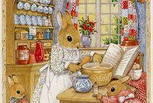 Nyuszi család - Bunny family