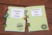 Activities for my 6 pack- Summer time! / by April Conger