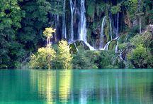 Mooie plaatsen / Mooie plekken op aarde