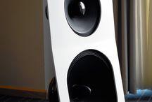 open baffle speakers