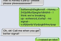 Funny text!
