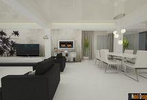 Design interior case moderne