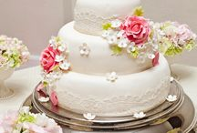 Wedding cakes & beyond / by ༺♥༻Nadiouchcka༺♥༻