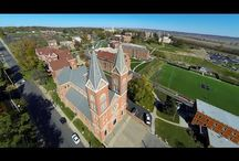Benedictine College / Atchison, Kansas; Recommended for fidelity and excellence in The Newman Guide to Choosing a Catholic College