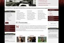 Joomla Templates - 2008 / All the IceTheme Premium Templates released in 2008.