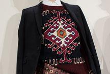 Pattern mix / by Outi Les Pyy // DIY fashion // OutsaPop Trashion