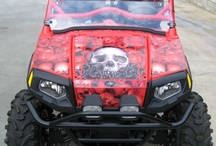 Off Road Graphics - AMR Racing / Pics of our Customers vehicles wearing AMR Racing kits!