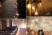 Wedding Inspirations / Ideas for wedding details.