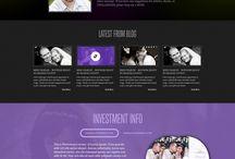 Photographer Websites Designs &  Development