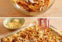 Microwave dinners