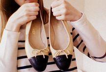 Shoes / by Liz Adams // Sequins & Stripes