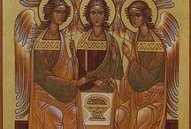 Trinity Holy / Icons