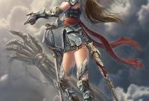 "ATHENA ""My Angel""Goddess / Athena is a powerful Goddess who I am close to.Victory to the mighty Athena!!!"