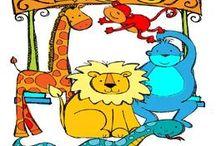 Animals: Zoo for Preschool