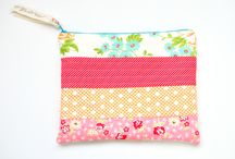 Sewing   Zipper pouches
