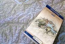 Maps (Various) / Hiking, Trekking, Mounteneering, Georeferenced, Trail, Parks