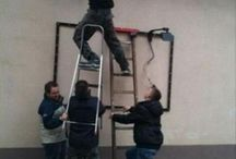 #Safety Fails / A collection of the not-so-smart things people do that risk their Health & Safety