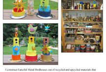 """2014 ReStore ReUse Contest: VOTE FOR YOUR FAVORITE! / The People's Choice voting runs 9/5/14 - 9/15/14. Vote for your favorite entry by """"liking"""" it. One entry per person, please."""