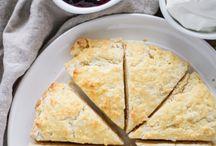 Food - Bread- rolls, biscuits, sticks and scones