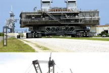 Seriously big machines.