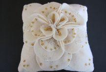 Ring Bearer Pillows Wedding / by Kathie Lewandowski