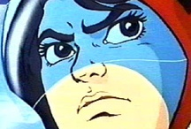 Battle Of The Planets - My first slash pairing even though I didn't realise it...