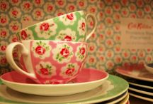 Pink and Green / by Catherine Parsons