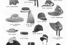 Sombreros y medias