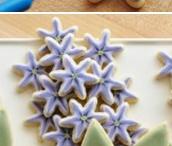 galletas de flor