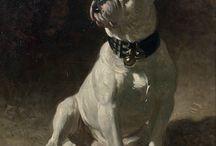 Art - dogs