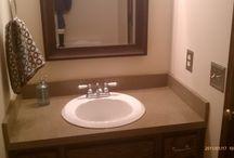 Bathroom  / by Lori Crosby