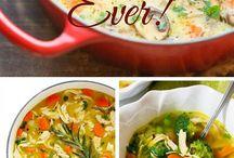 Συνταγές για σούπες
