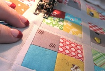 pathwork and quilting