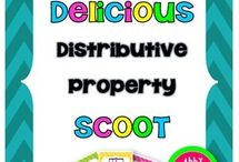 Distributive Property- Exceed