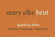 Brut Sparkling Wine / We think our Mary Elke Sparkling Wine is perfect for celebrating, or any time. And look at at all the cocktails you can make.