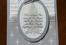 Card / Box -  Anna-Maria / Weihnachten