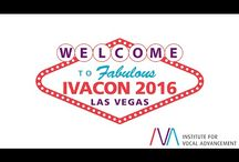 Singing Teacher Conference IVACON 2016