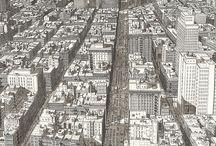 rysunki panorama