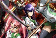 animes / animação japonesa