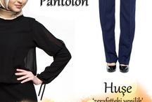 Pantolon / Huşe online Pantolonlar
