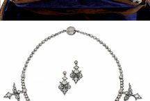 Victorian and Edwarian style jewerly