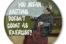 Fiber Funny / #knitting #funny #comic