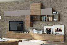 Salones modernos AQCUA / Fotografías de la colección de muebles de salones modernos ACQUA de la firma de muebles LANMOBEL http://www.lanmobel.es/es