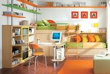 Kid's Room / by Tiffany Malloy