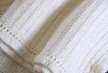crochet throws