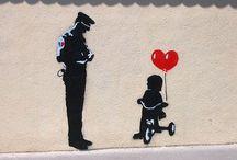 Street art & quotes
