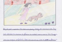 Our Story Writing Competition / Here are some of the amazing ideas for our next book we've had from children.