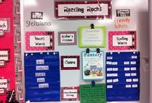 classroom ideas / by Jamie Halliburton
