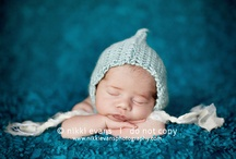 Newborn Photography / Sweet Newborn images  / by AsukaBook USA